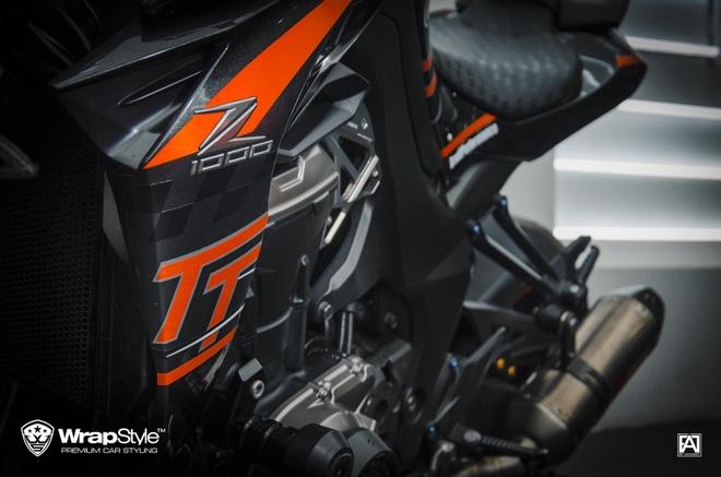Kawasaki Z1000 do tem cam ca tinh hinh anh 3