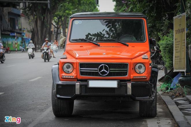Mercedes-AMG G63 tai Viet Nam anh 3