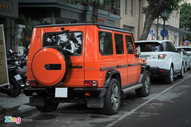 Mercedes-AMG G63 tai Viet Nam anh 4