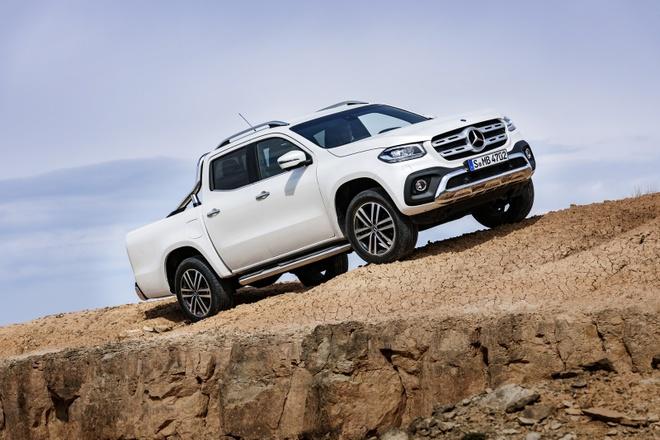 Mercedes-Benz trinh lang xe ban tai hang sang hinh anh