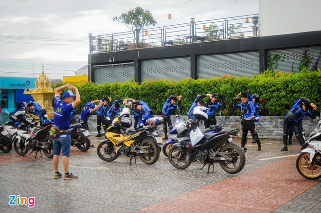 3000 km Dong Nam A cung Exciter anh 8