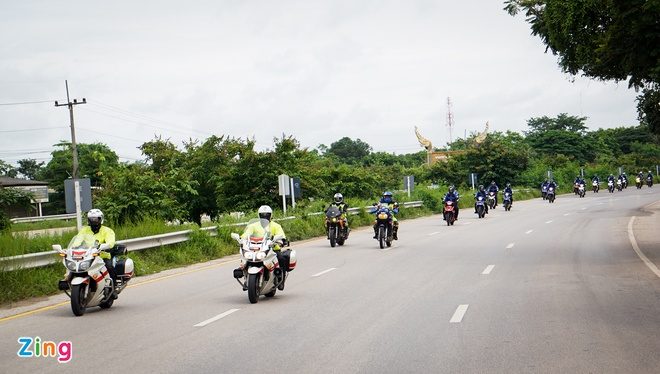 3000 km Dong Nam A cung Exciter anh 3