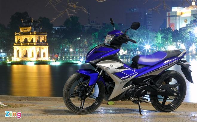 Vi sao Yamaha Exciter khong co doi thu tai Viet Nam? hinh anh