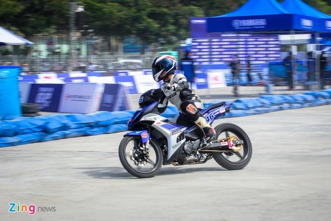 Giai dua Yamaha GP Da Nang anh 7