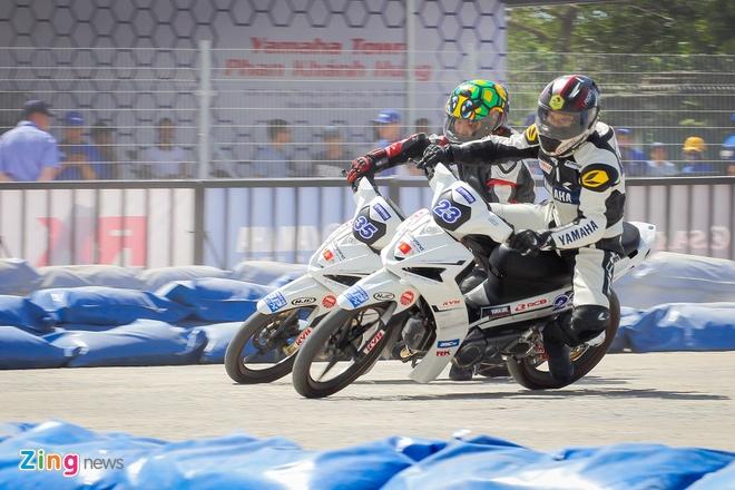 Giai dua Yamaha GP Da Nang anh 5
