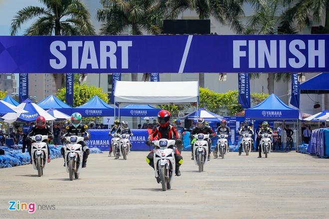 Giai dua Yamaha GP Da Nang anh 3