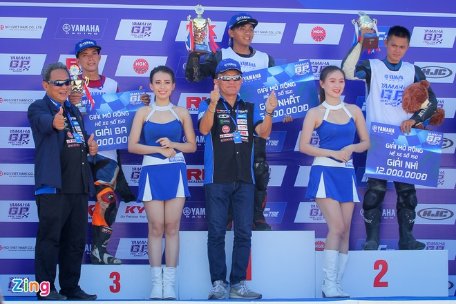 Giai dua Yamaha GP Da Nang anh 13