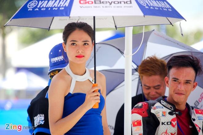 Giai dua Yamaha GP Da Nang anh 1
