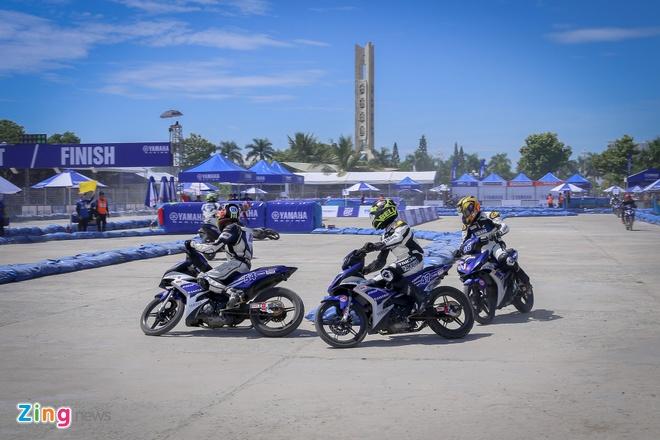 Giai dua Yamaha GP Da Nang anh 6