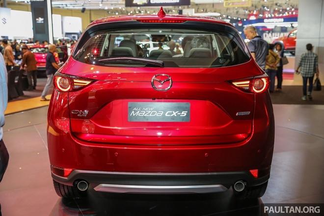 Mazda CX-5 2017 gia tu hon 31.000 USD tai Malaysia hinh anh 1