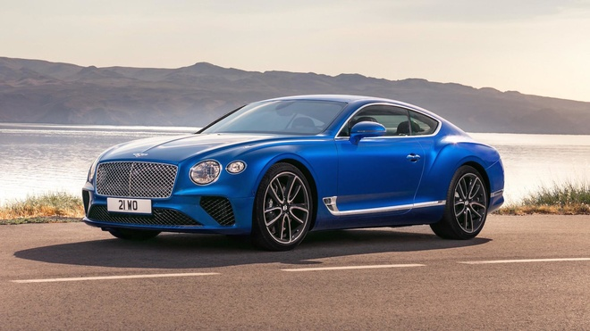 Nhung thay doi tren Bentley Continental GT so voi the he cu hinh anh
