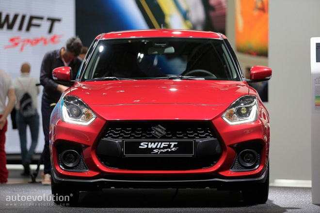 Suzuki Swift the he moi thay doi toan dien hinh anh 1