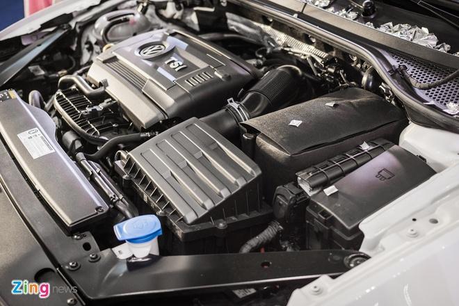 Volkswagen Passat phien ban moi canh tranh Camry, Mazda6 tai Viet Nam hinh anh 14
