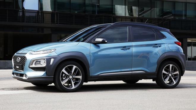 Hyundai phat trien oto dien chay 390 km moi lan sac hinh anh
