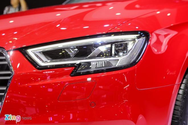 Audi A3 Sportback 2017 gia 1,55 ty tai Viet Nam hinh anh 5