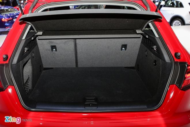 Audi A3 Sportback 2017 gia 1,55 ty tai Viet Nam hinh anh 14