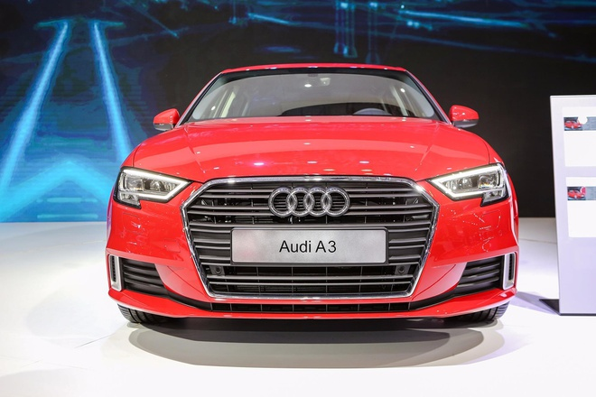 Audi A3 Sportback 2017 gia 1,55 ty tai Viet Nam hinh anh