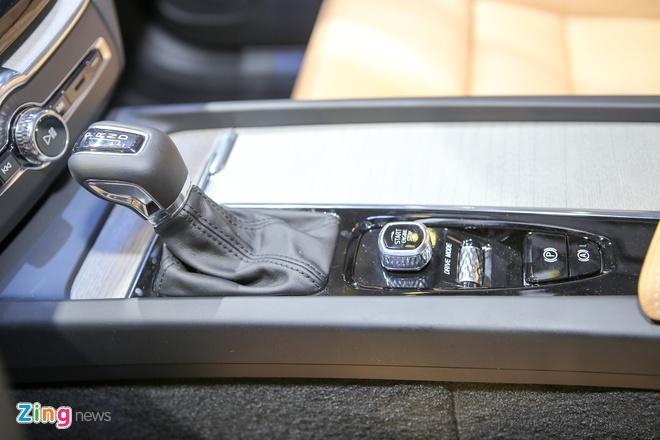 Trai nghiem nhanh Volvo XC 60 - SUV gia 2,45 ty tai Viet Nam hinh anh 12