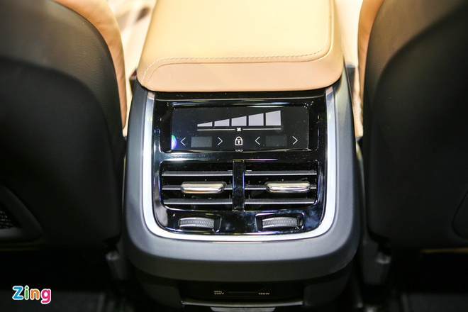 Trai nghiem nhanh Volvo XC 60 - SUV gia 2,45 ty tai Viet Nam hinh anh 14