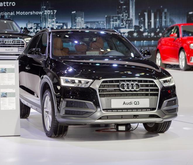 Audi Q3 ban dac biet ra mat tai Viet Nam hinh anh