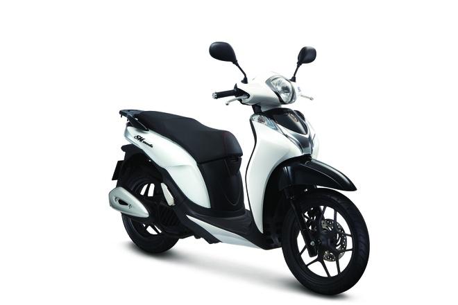 Honda Sh Mode Thêm 2 Màu Mới Giá Từ 515 Triệu đồng Xe