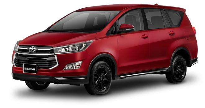 Toyota Innova 2017 gia tu 712 trieu tai Viet Nam hinh anh