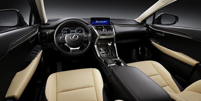 Lexus NX300 gia hon 2,4 ty dong, canh tranh Mercedes-Benz GLC hinh anh 2