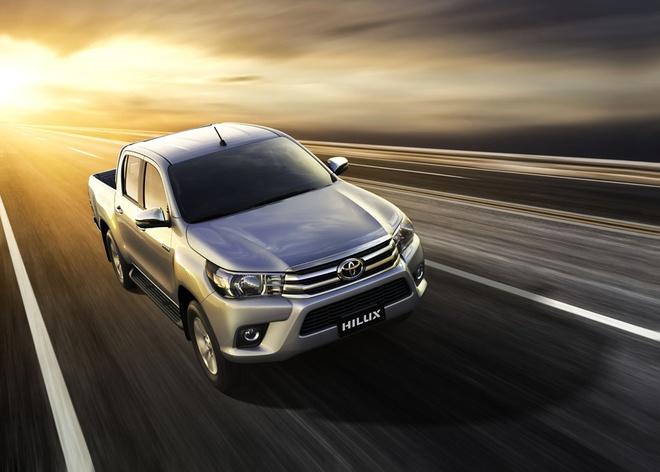Toyota ra mat Hilux 2017, gia tu 631 trieu dong hinh anh 1