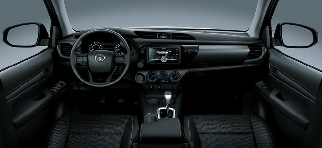 Toyota ra mat Hilux 2017, gia tu 631 trieu dong hinh anh 2