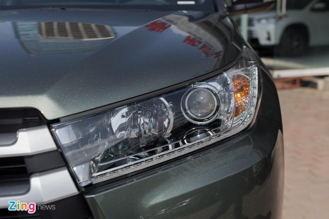 Toyota Highlander len nhieu phu kien gia hon 3 ty tai Viet Nam hinh anh 4