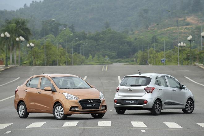 Hyundai giam gia Grand i10 den 40 trieu hinh anh