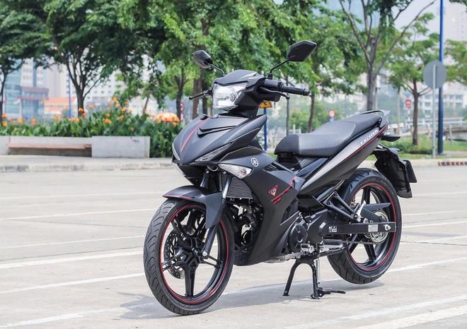 Honda SH tang gia chuc trieu, xe may Yamaha ban cham cuoi nam hinh anh
