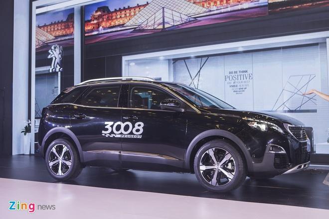 Peugeot ra mat 2 xe doi thu Toyota Fortuner va Honda CR-V tai VN hinh anh 3