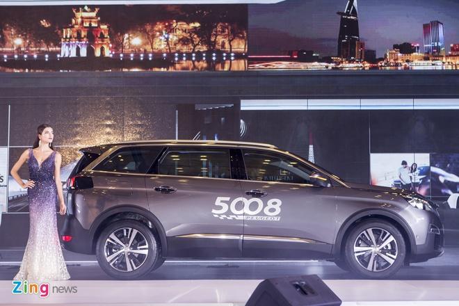Peugeot ra mat 2 xe doi thu Toyota Fortuner va Honda CR-V tai VN hinh anh 1