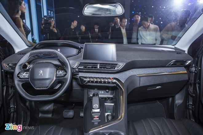 Peugeot ra mat 2 xe doi thu Toyota Fortuner va Honda CR-V tai VN hinh anh 2