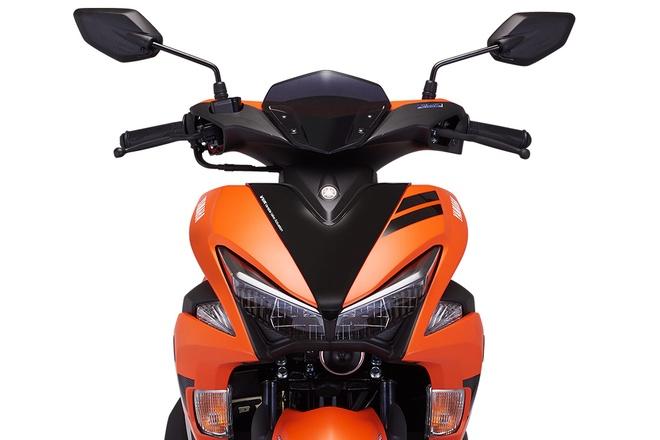 Yamaha NVX 155 ABS them mau dac biet hinh anh 2