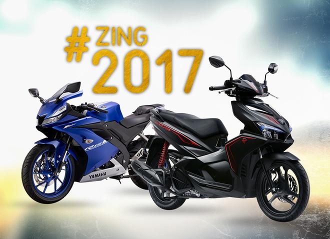 10 xe may moi dang chu y ra mat tai Viet Nam 2017 hinh anh