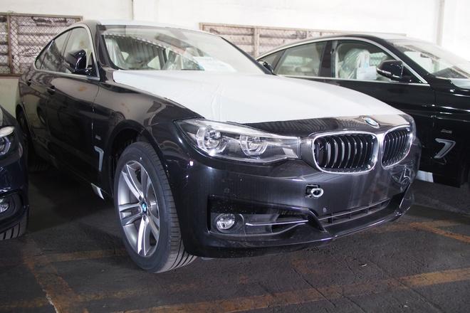 Lo xe BMW dau tien do Thaco phan phoi ve Viet Nam hinh anh