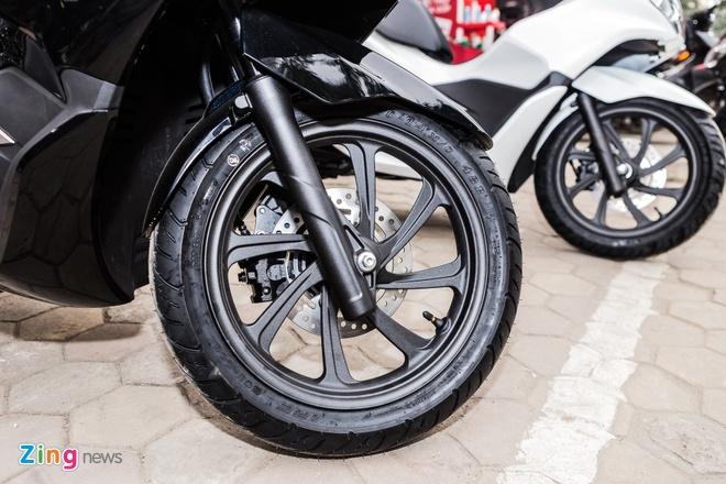 Chi tiet Honda PCX 2018 moi ban tai Viet Nam hinh anh 13