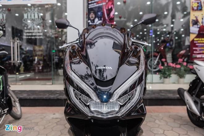Chi tiet Honda PCX 2018 moi ban tai Viet Nam hinh anh 3