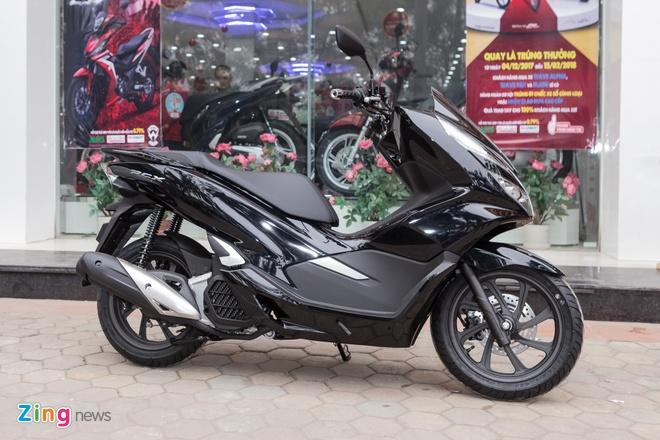 Chi tiet Honda PCX 2018 moi ban tai Viet Nam hinh anh 4