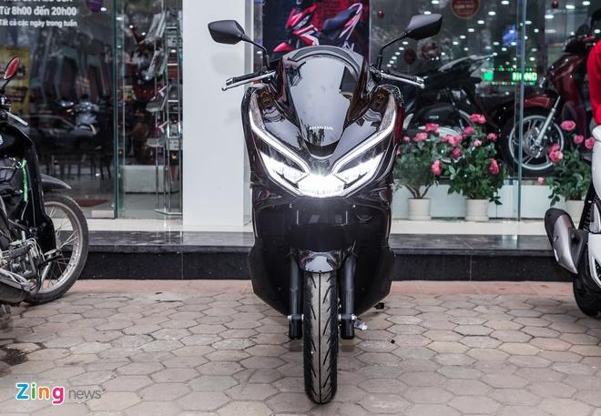 Chi tiet Honda PCX 2018 moi ban tai Viet Nam hinh anh 2