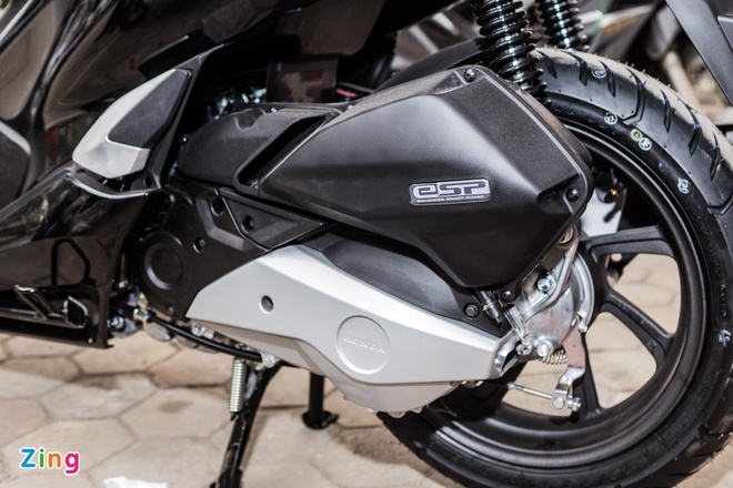 Chi tiet Honda PCX 2018 moi ban tai Viet Nam hinh anh 15