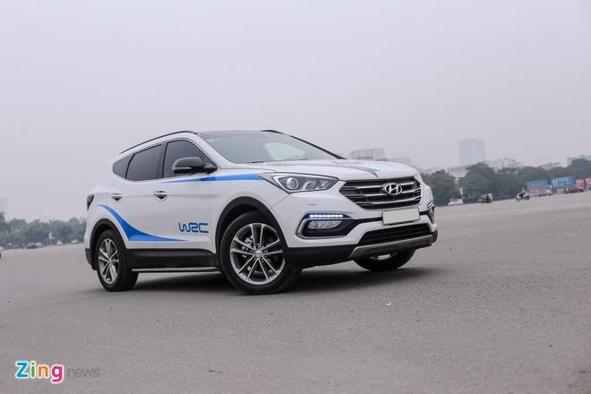Hyundai Santa Fe them ban moi tai Viet Nam trong nam nay hinh anh 1