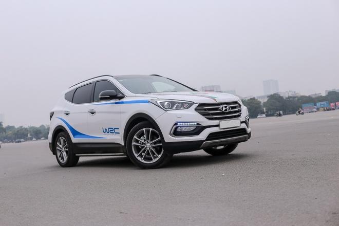 Hyundai Santa Fe them ban moi tai Viet Nam trong nam nay hinh anh