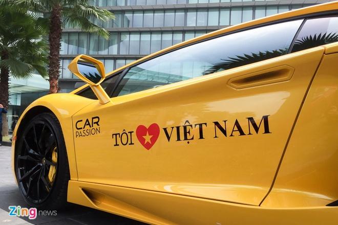 Dan sieu xe trieu USD do bo Ha Noi chuan bi cho Car & Passion hinh anh 8