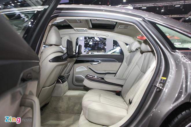 Audi A8L 2018 gia tu 200.000 USD tai Thai Lan hinh anh 13