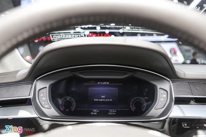 Audi A8L 2018 gia tu 200.000 USD tai Thai Lan hinh anh 11