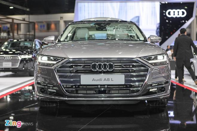 Audi A8L 2018 gia tu 200.000 USD tai Thai Lan hinh anh 2