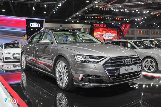 Audi A8L 2018 gia tu 200.000 USD tai Thai Lan hinh anh 3